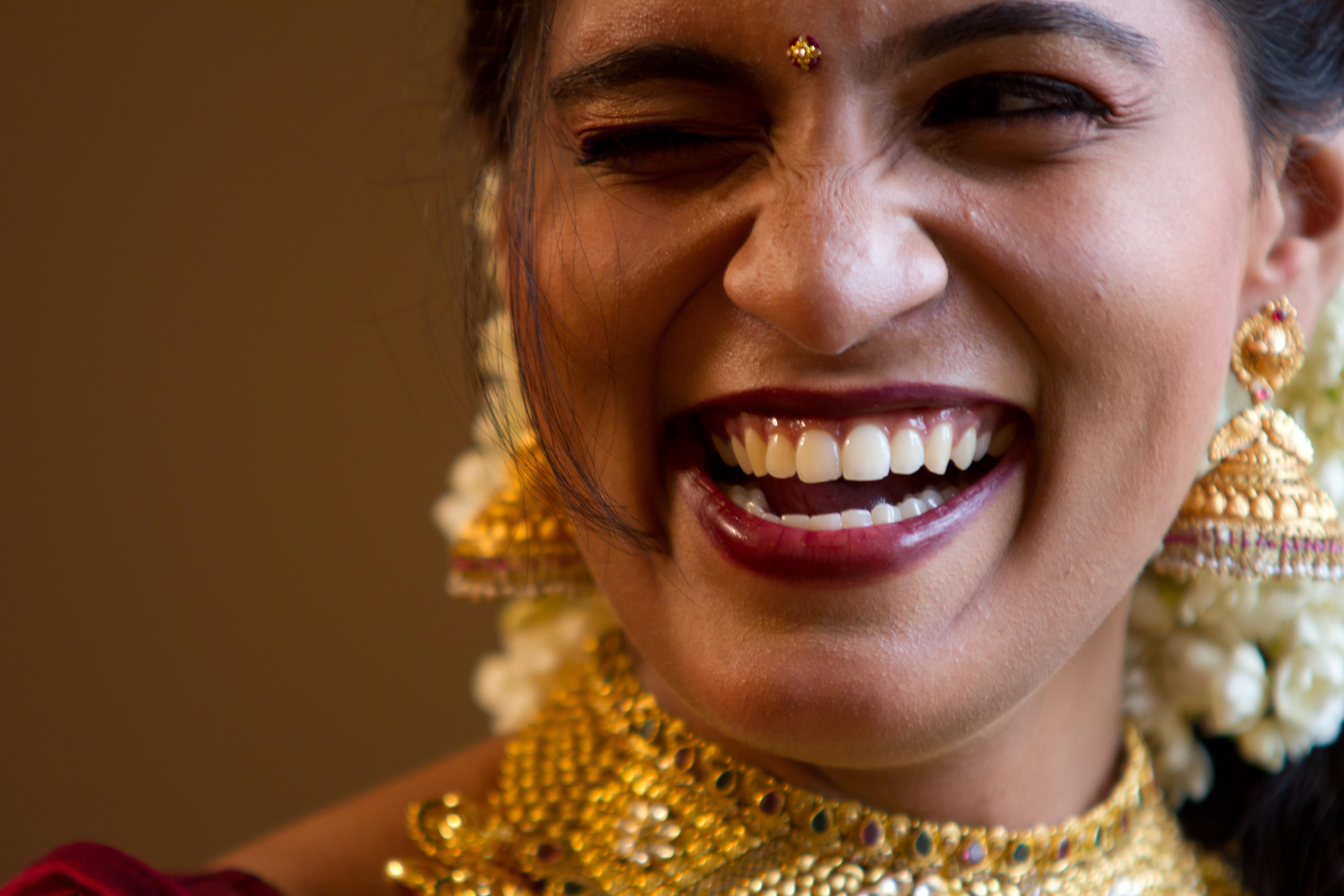 Bridal makeup by Red Carpet Weddings Kochi Kerala