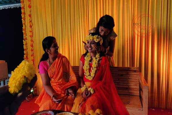 Haldi by Red Carpet Weddings Kochi Kerala