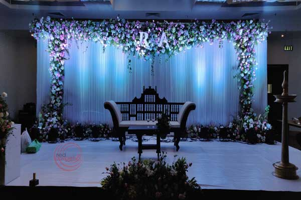 Wedding Reception by Red Carpet Events Kochi Kerala